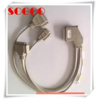 Quality High Density Telecom Cable Assemblies Dh50 50 Pin For Zte 8200 Salt Mist Proof for sale