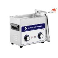 Buy cheap 3.2L Mechanical Knob 120W Ultrasonic Bath For Medical Surgical Instruments JP from wholesalers