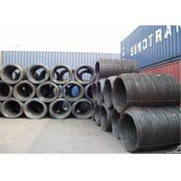 Buy cheap Low Carbon Steel Wire Rod 5.5mm 6.5mm SAE 1006 SAE1008 SAE1018 Welding Wire Rod product