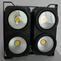 China CE UL High quality Stage Lighting Guangzhou 4 Heads 400W CW Warm white Stage Lighting Blinder on sale