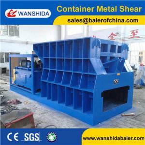 Buy cheap China Wanshida Factory Produce Scrap Container Shears from Wholesalers