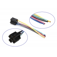 Buy cheap Cross Plum Type 26 AWG 14mm Easy Wiring Harness For Cars product