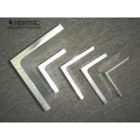 Buy cheap Mill Finished 6061 extruded aluminum channel / bar polish  or  Mill Finish product