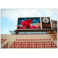 Buy cheap P6 Large Indoor Full Color LED Display Advertising With 140° Viewing Angle product