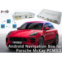 Buy cheap Android 6.0 Video Interface Navigation Box for 2010-2016 Porsche Macan (PCM 3.1) product