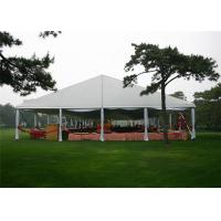 Big Transparent / Mix Color / White Clear Span Tents , Aluminum Event Tent For Sale