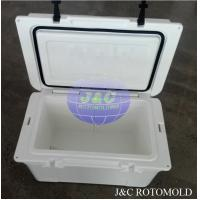 Buy cheap 45L/ 45QT LLDPE Rotational Molded Cooler / Roto Molded Insulated Ice Box product