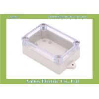 100*68*40mm IP65 electrical clear wall mount electronic design case