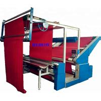 Buy cheap Open Width Knitted Fabric Inspection Machine 3600*3000*2000mm With Tension Control product