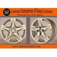 Buy cheap 15 inch Toyota Replica Wheels  For Yaris , light truck wheels from wholesalers