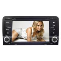 Buy cheap Android Car DVD Player for Audi A3 - GPS Navigation Wifi 3G USB product