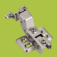 china factory aluminum frame cold-rolled steel inset hinge
