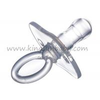 Buy cheap Anti tear Liquid Silicone Newborn Baby Pacifier LSR Soother Nipples BPA Free product