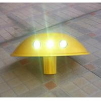 Buy cheap reflective ABS plastic round road stud DIA 150mm customized  Raised Pavement Marker product