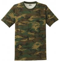 Buy cheap Customized Army Camouflage Uniform , Outdoor Fitness Camouflage T Shirts product