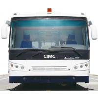 Large Capacity Low Carbon Alloy Aero Bus City Airport Shuttle