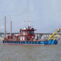 Buy cheap River Dredger, Easily Operated for Sand and Gravel Dredging Equipped with Cutter Head product