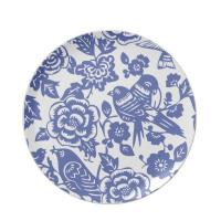 Square porcelain plate (NG7031)