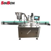 Buy cheap Automatic screw Capping Machine screw capping machine automatic capping machine product