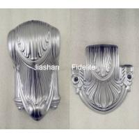 Plastic Casket Accessories Casket Hardware Corner 26# Funeral Decorative , Coffin Corner