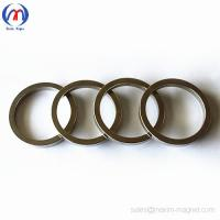 Buy cheap Neodymium ring magnets of thin wall product