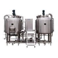 Buy cheap 800 L Free Design Commercial Microbrewery Equipment Use For Restaurant product