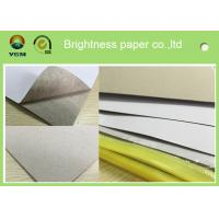Buy cheap Moisture Proof Shipping Boxes Cardboard , White Paper Board Sheets 350 Gsm product