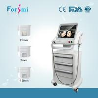 Buy cheap 2016 hifu best result high intensity focused ultrasound face lift anti wrinkle machine product
