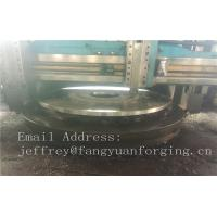 Metal Forging C60 1.0606 S58C AISI1060 CK60 1.1221 Forged Cylinder Normalizing And Proof Machined