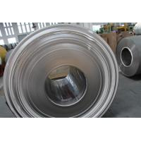 Buy cheap BS 1449 , DIN17460 , DIN 17441 Hot / Cold Rolled Steel Coil Strips 2B , BA Finish product