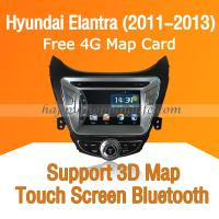 Buy cheap Autoradio for Hyundai Elantra 2012 - DVD GPS Navigation ISDB-T product