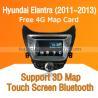 Buy cheap Autoradio for Hyundai Elantra 2012 - DVD GPS Navigation ISDB-T from wholesalers