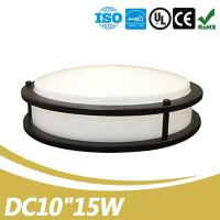 Buy cheap Wholesale No Flickering Dimmable UL Energy Star Certification 10inch 15W Led Light Ceiling Fixture product