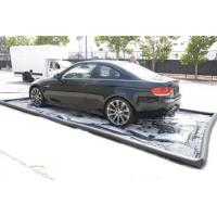 Buy cheap Customized Water Containment Mats 0.48mm PVC Portable Lightweight product