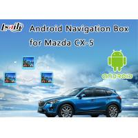 Buy cheap 2014-2017 Mazda CX-5 Android 6.0 Interface Navigation Box with On line map (Google/waze) product