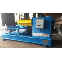 Motorized Sheet Hydraulic Decoiler Machine , Steel Coil UncoilerMachine With Expansion