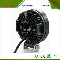 Buy cheap 9V-60V DC 27W LED working lamp for heavy-duty truck and trailer product