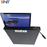 Buy cheap 17.3 Inch  Screen Table Motorized Computer Monitor Mechanism With Motorized  MIC product