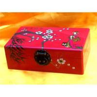 Buy cheap Antique  jewelry box for birthday product