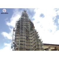 Buy cheap Safe And Reliable Construction Stair Tower , Vertical Building Scaffold Tower product