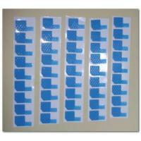 Buy cheap BLUE Ceramic Filled Silicone Rubber Thermally Conductive Materials from Wholesalers