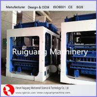 China cement block machine on sale