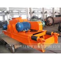 Quality smooth tooth double roll crusher for sale for sale