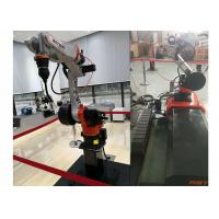 Buy cheap H Type Welding Positioner Turntable Double Station Single Axis Pneumatically Fixture product
