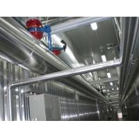 Buy cheap Wood Timber Industrial Kiln And Dryer 100 Cubic Meter Easy Installation product