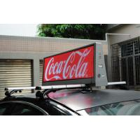 Buy cheap Digital Outdoor SMD 3 In 1 P5 Taxi LED Display , Taxi / Car Roof Top Advertising product