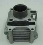 Buy cheap 50cc Motorcycle Cylinder Block For SYE Taiwan Sanyang , Aluminum Alloy Cylinder product