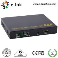 Buy cheap 1080P Stereo Signal HDMI Over Fiber Optic Extender With 1 Channel Analog Audio product