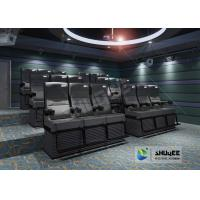 Buy cheap Seiko Manufacturing 4D Movie Theater Seats For Commercial Theater With Seat Occupancy Recognition Function product