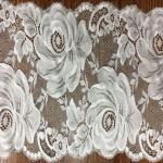 Buy cheap 18cm  wide 2017  New Fashion  Lace Border/ underwear cotton lace edge in Black Color product